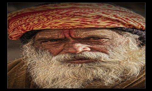 Zdjecie NEPAL / Katmandu / Świątynia Małp / Sadhu