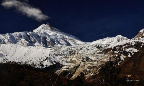 Zdjęcie NEPAL / Manaslu / Samagaon / 8163m