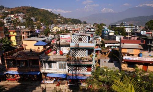 Zdjęcie NEPAL / Centralny Nepal  / Pokhara / Pokhara