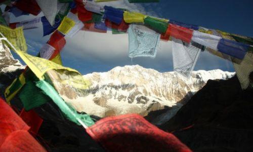 Zdjęcie NEPAL / Himalaje / Annapurna Base Camp / Himalajska BOGINI