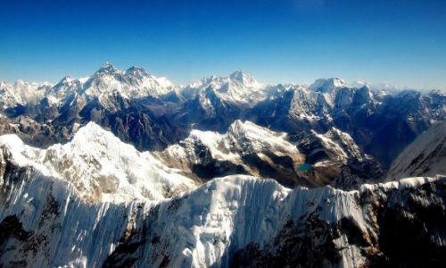 Zdjecie NEPAL / Himalaje / Mt. Everest / Everest, Lhotse, Makalu i 100 innych