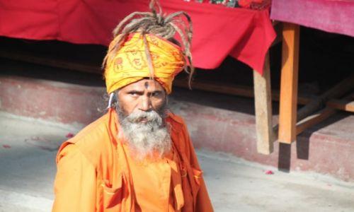 Zdjęcie NEPAL / Kaski / POKHARA / Sadhu