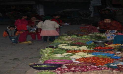 Zdjęcie NEPAL / Kathmandu Valley / Katmandu / na targu