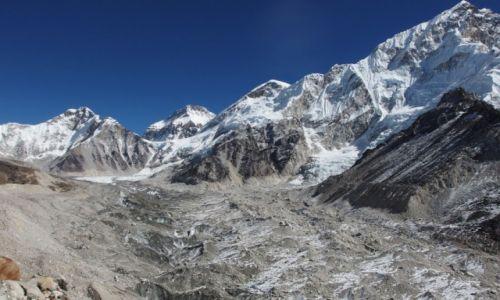 Zdjecie NEPAL / Everest region / Tukla / Lhotse
