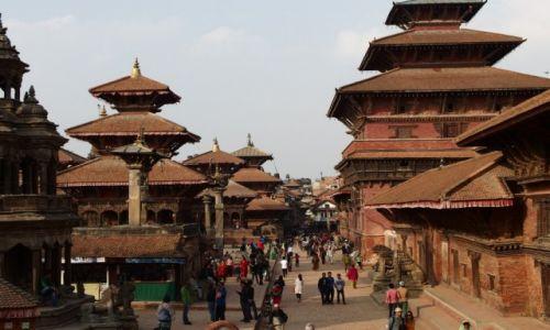Zdjęcie NEPAL / Katmandu / Patan / Durbar Squer