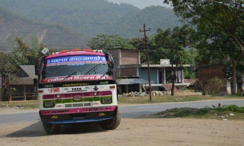NEPAL / Nepal / Nepal / Autobus z