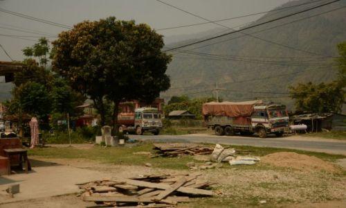 Zdjęcie NEPAL / Nepal / Nepal / Droga do Lumbini