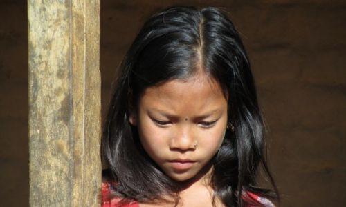 Zdjęcie NEPAL / Okolice Kathmandu / wieś / Zapach Azji