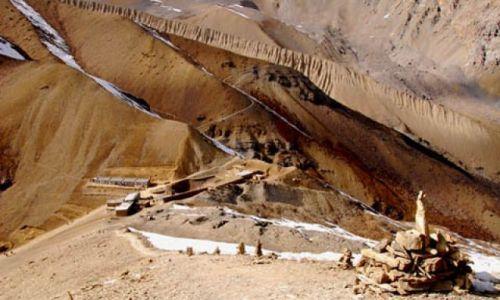 Zdjecie NEPAL / Himalaje / High Camp 4850mnpm / ...