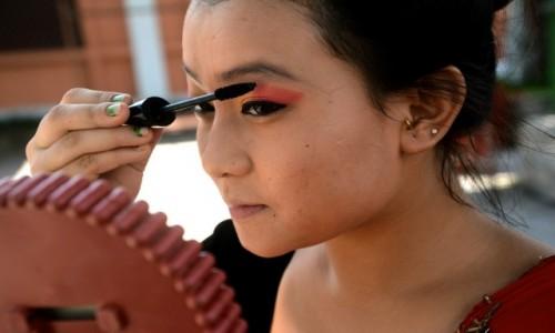 Zdjęcie NEPAL / NEPAL CENTRALNY / Pokhara / Artystka