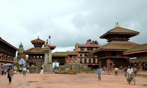 Zdjecie NEPAL / Bhaktapur / Durbar Square / Durbar Square w