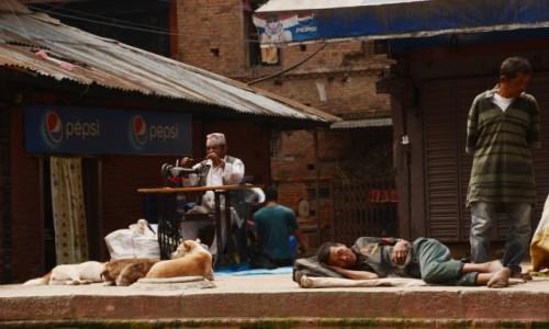 Zdjecie NEPAL / Dolina Kathmandu / Kathmandu / Codzienno��