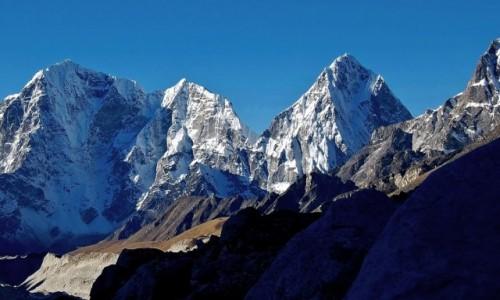 Zdjecie NEPAL / Sagarmatha Himal (Mt. Everest) / lodowiec Khumbu / W drodze do EBC