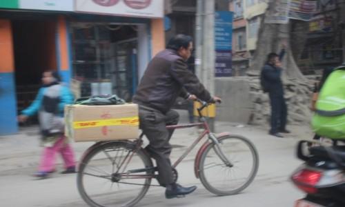 Zdjecie NEPAL / Azja / Kathmandu / Kurier :)