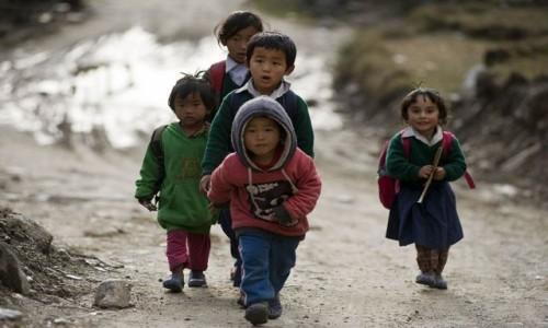 Zdjecie NEPAL / Azja / Annapurna / NEPAL: trekking 3 tygodnie wokół Annapurny październik/listopad
