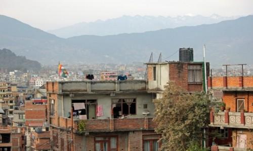 NEPAL / Katmandu / Katmandu / W mieście, którego nie ma?