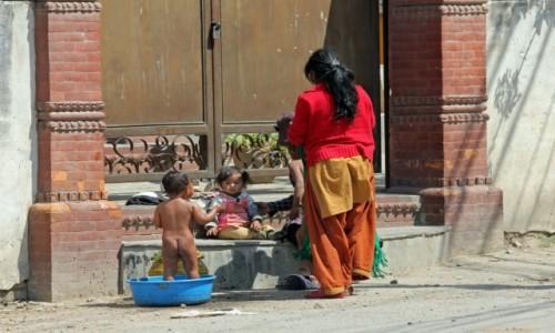 Zdjęcie NEPAL / Katmandu / Katmandu / W mieście, którego nie ma?