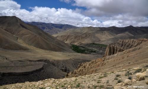 NEPAL / Mustang / okolice Ghami i Dhakmar / Tajemniczy Mustang