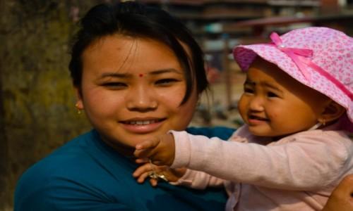 Zdjęcie NEPAL / Kathmandu / Kathmandu / rodzinne foto