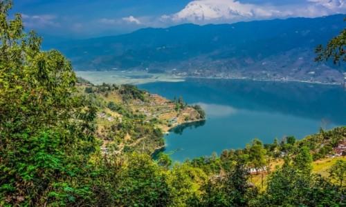 NEPAL / Pokhara / Dolina Pokhary / Dolina Pokhary