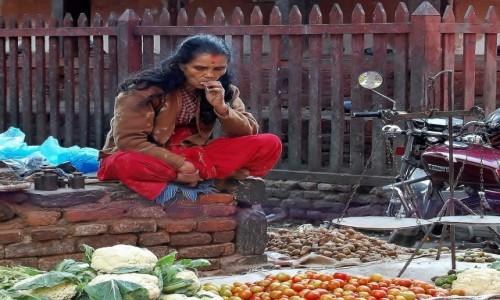 Zdjecie NEPAL / Kathmandu / Kathmandu Durbar Square / Chwilowo jestem