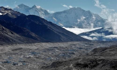 Zdjecie NEPAL / Sagarmatha Himal (Mt. Everest) / Kala Pattar / Du�e g�rki