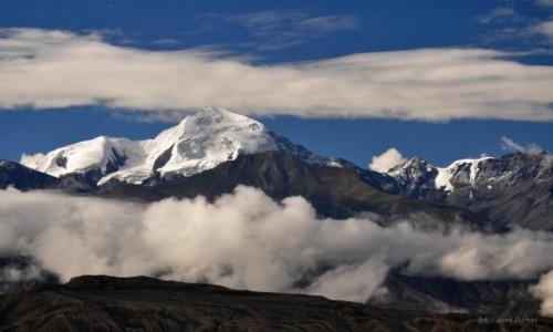 NEPAL / Annapurna / okolice Ghami, Mustang / Thorung Peak