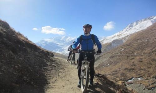 Zdjęcie NEPAL / Annapurna / Thorung Pedi / Rowerami na Thorung La
