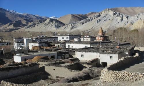 Zdjecie NEPAL / Upper Mustang / Chele / Mustang-dach świata