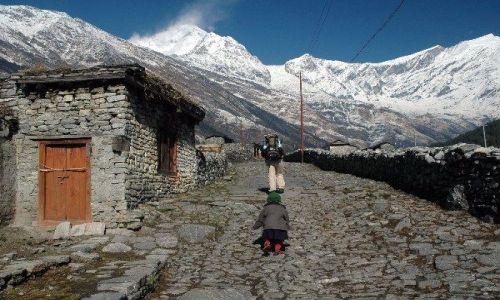 Zdjecie NEPAL / Annapurna Circuit / Annapurna Circuit / Lete