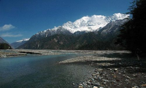 Zdjecie NEPAL / Annapurna Circuit / Annapurna Circuit / Droga na skróty