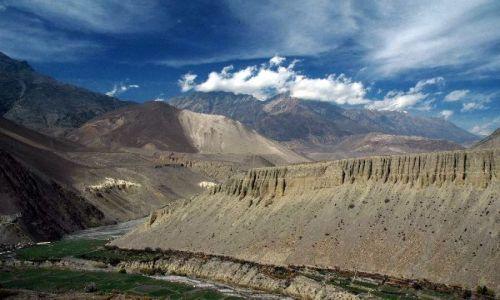 NEPAL / Annapurna Circuit / Annapurna Circuit / Okolice Kagbeni