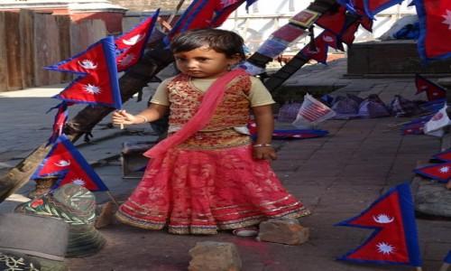 Zdjecie NEPAL / Dolina Katmandu / Katmandu / Symbolicznie