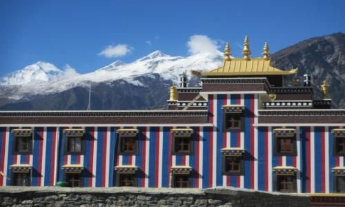 Zdjęcie NEPAL / Mustang / Jomsom / Nad Jomsom