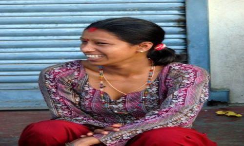 Zdjecie NEPAL / brak / Pokhara / who is this