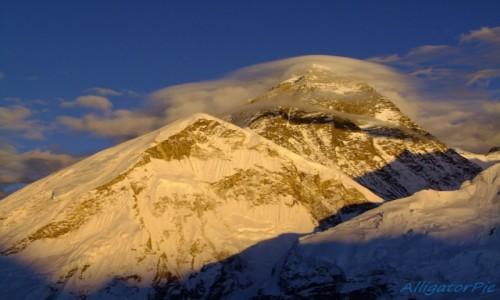 Zdjęcie NEPAL / Khumbu / Kala Pattar / Mount Everest
