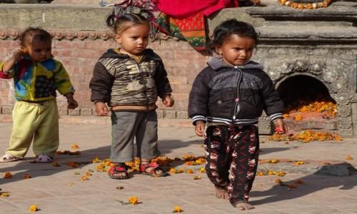 Zdjęcie NEPAL / Dolina Katmandu / Katmandu / W co się bawić?
