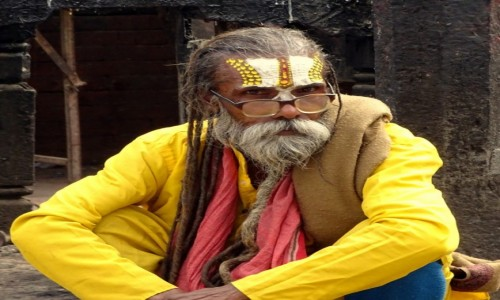 Zdjęcie NEPAL / Dolina Katmandu / Katmandu / Spojrzenie