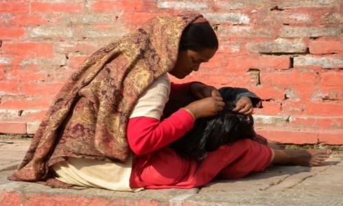 Zdjęcie NEPAL / Katmandu / Durbar Squer / DBAŁOŚĆ
