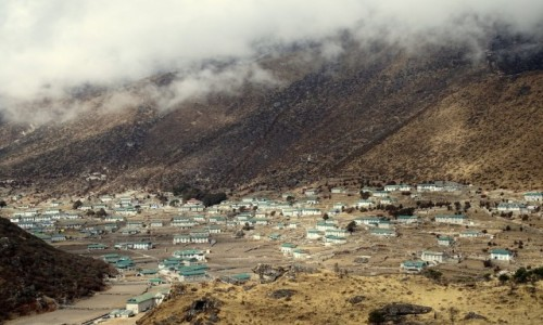 Zdjecie NEPAL / Himalaje - dystrykt Solukhumbu / Khumjung / Khumjung