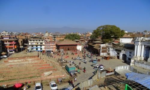 NEPAL / Dolina Katmandu / Katmandu / Durbar Square