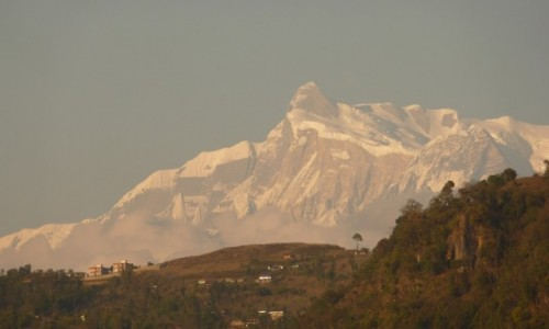 Zdjecie NEPAL / Azja / Pokhara / Anapurna