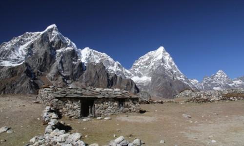 Zdjecie NEPAL / - / Dingboche - okolice / chata