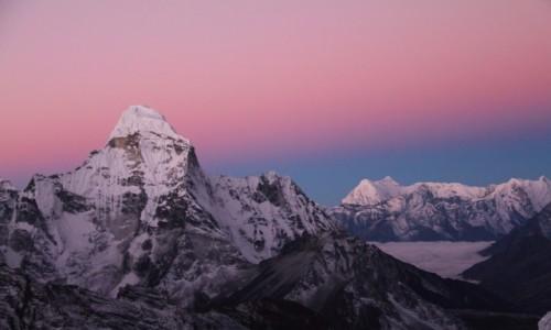 Zdjęcie NEPAL / - / Imja Tse / Ama Dablam