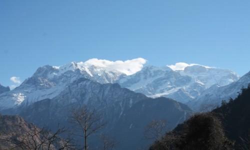 Zdjecie NEPAL / -Danakyu / Danakyu / Trekking  Annapurna Circuit