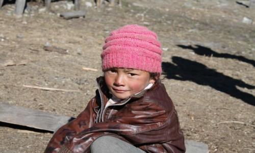 Zdjęcie NEPAL / -Danakyu / Danakyu / Trekking  Annapurna Circuit