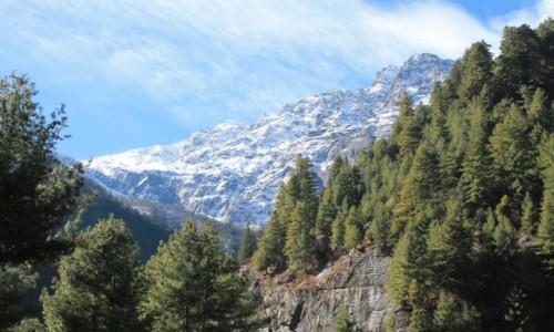 Zdjęcie NEPAL / Nepal Srodkowy / Wioska Thanchowk / Trekking  Annapurna Circuit