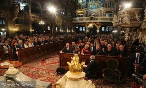 Zdjecie NEPAL / -Polska / Kościół Pokoju / Dalaj Lama w Świdnicy