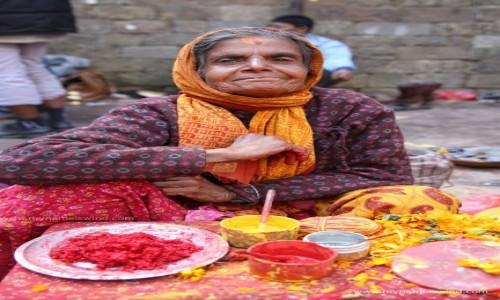 Zdjecie NEPAL / Katmandu / Dakshinkali / W świątyni Dakshinkali