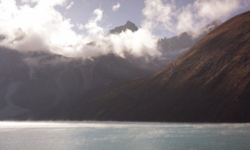 Zdjęcie NEPAL / Khumbu / Gokyo / Gokyo lake